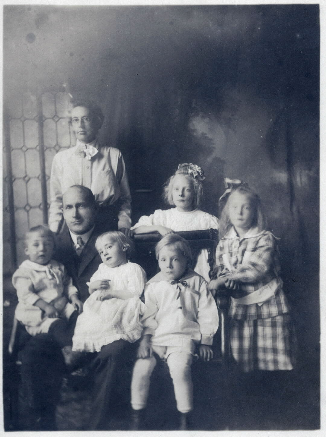 George Washington Mortimer Family